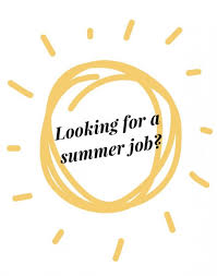 Summer Jobs Summer Jobs In Catonsville For Students The Comet