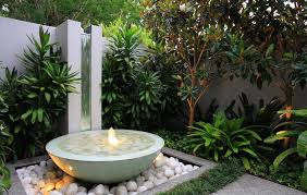Small Picture Great Backyard Water Fountain Designs Wonderful Garden Fountains