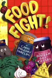 food fight carol diggory shields doreen kel 9781929766291 amazon books