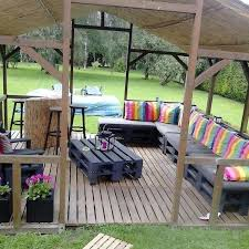 pallet patio furniture pinterest. Pallet Outdoor Furniture Pinterest Patio Landscaping - Gardening Ideas