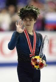 「宇野昌磨 月桂冠 2018 NHK杯」の画像検索結果