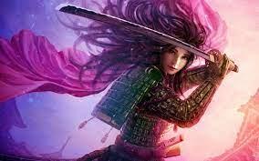 3D Samurai Girl Wallpapers - Top Free ...
