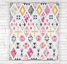 Floating Diamonds Quilt Kit | Diamond quilt, Craft and Scrappy quilts & Floating Diamonds Quilt Kit Adamdwight.com