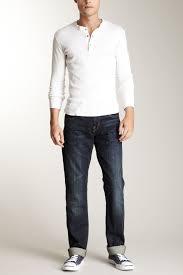 Jimmy Taverniti Straight Leg Jean Hautelook