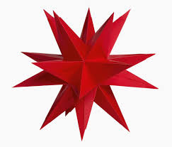 Silux Stern Bastelset Rot Sterne Basteln Bascetta Stern