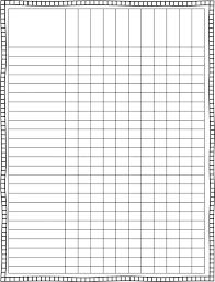 Student Grade Sheet Template Metabots Co
