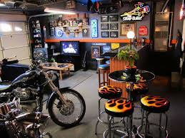 man cave garage. Do Not Be Afraid To Personalize The Space, After All, This Might Only Man Cave We Ever Get. Need Make Sure Our Seating Is Comfy, Garage