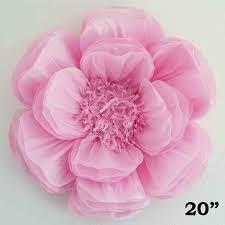 Peony Paper Flower