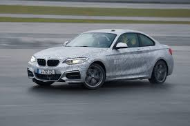 BMW Convertible bmw m235i race car : BMW Builds a Self-Driving Car — That Drifts   WIRED