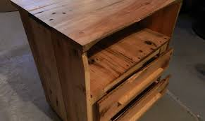 recycled wooden furniture. Inspiring Recycled Wood Pallet Ideas Wooden Thing Pics Of Bedside Table Popular And Plans Trends · Furniture