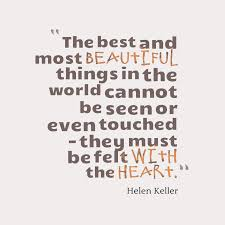 Helen Keller Quotes The Best And Most Beautiful Best of Picture Helen Keller Quote About Beautiful QuotesCover