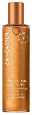 <b>Lancaster After</b> Sun Golden Tan Maximizer <b>масло</b> продлевающее ...