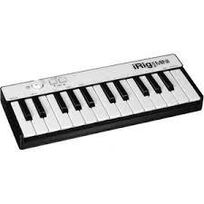 <b>MIDI</b>-<b>клавиатура IK Multimedia</b> iRig Keys MINI | Аудио&Видео ...