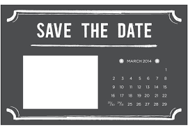 Save The Date Template Word Save The Date Powerpoint Template Carlynstudio Us