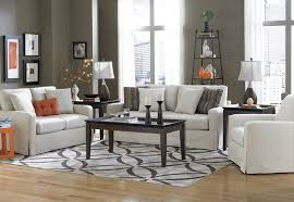 this modern living room adds bright pop of orange as an accent color carpets for family area rugs mommyessence rug best under dining table kitchen square