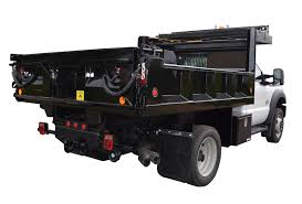 Light Duty Dump Bodies J J Truck Bodies And Trailers Dyna Hauler Light Duty