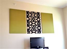 diy wall decor fabric diy upholstered wall panels home ideas uphols on decorative wall hangings fabric
