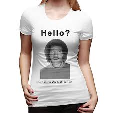 Amazon Com Spower Tee Womens Lionel Richie Hello Is It Me