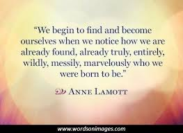 Image result for anne lamott quotes