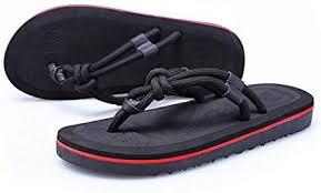 SHANGXIAN Summer Roman Outdoor Flip-Flops ... - Amazon.com