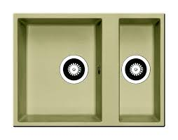 tetragon 150 quartz sink bowl half reversible undermount inset
