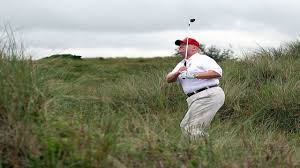 Image result for obama golf links image