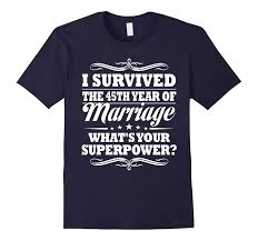 45th wedding anniversary gift ideas for her him i survived art