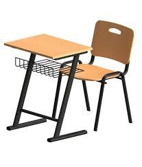 furniturekraft single study desk with chair
