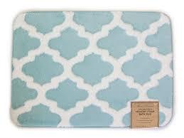prissy ideas memory foam bath rug 33