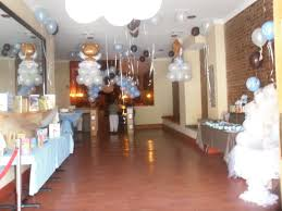 Festas Com Charme  Themed Parties Deserts And AngelAngel Baby Shower Decorations