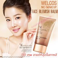 welcos whitening bb cream spf 30 pa no makeup face blemish balm ร นใหม