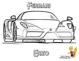 Free Printable Ferrari Coloring Pages For Kids Bratz Logo