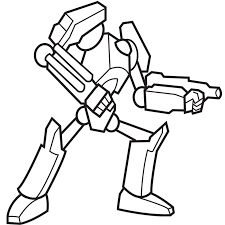 Small Picture Coloring Pages Robots Coloring Coloring Pages