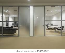 Office glass door designs Vinyl Office Space Interior Birtan Sogutma Office Glass Door Images Stock Photos Vectors Shutterstock