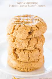 nutter butter cookies brands. Plain Cookies Easy 4Ingredient Perfect Peanut Butter Cookies  Soft Chewy And Made With In Nutter Brands