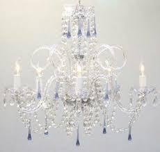 blue crystal chandelier chandeliers lighting crystal chandelier throughout blue crystal chandelier view 22
