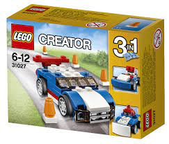 Đồ chơi xếp hình LEGO 31027 (ô tô) (67m)