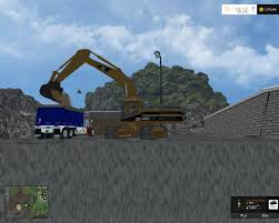 Equipment For The Map Mining Construction Economy V1 Fs15 Mod Download