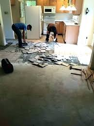 removing ceramic tiles old floor tile wood adhesive from in bathroom