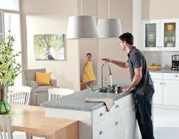 Touch Kitchen Sink Faucet No Touch Kitchen Sensor Faucet