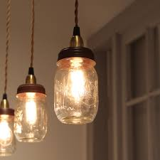 ball mason jar lamp ball mason jar pendants retro edison light bulb edison bulb glass bottles glass bottles bottles indirect lighting