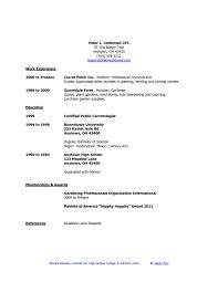 Student Summer Job Resume Save Btsa Inside Resume Sample For High