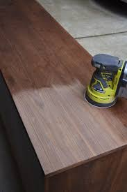how to strip furniture and stain wood strip vs sand old furniture use