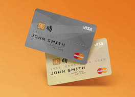Free Credit Card Designs Free Credit Membership Card Mockup Psd Set Front Back