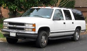 1996 Chevrolet Suburban (gmt400) – pictures, information and specs ...