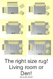 what size area rug what size rug fits best in your living room area rug placement