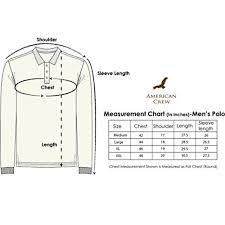 Buy American Crew Mens Polo Stripes Full Sleeve T Shirt