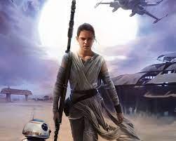 Star Wars Rey Wallpapers - Top Free ...