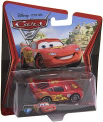 cars 2 toys diecast. Brilliant Toys Amazoncom DisneyPixar Cars 2 Lightning McQueen With Racing Wheels  DieCast Vehicle 3 Toys U0026 Games Intended 2 Diecast S