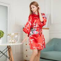 <b>Purple Satin</b> Kimono Online Shopping | <b>Purple Satin</b> Kimono <b>Robe</b> ...